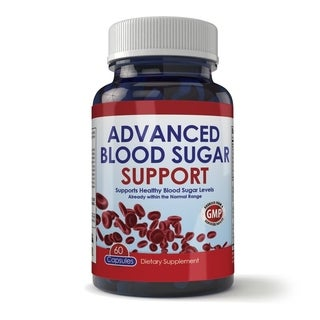Totally Products Advanced Blood Sugar Support Formula (60 Capsules)