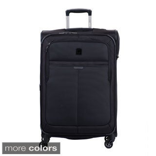 Delsey Helium Pilot 3.0 24.5-inch Expandable Spinner Suiter Upright Suitcase