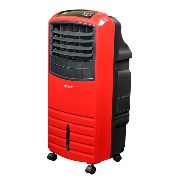 NewAir Red Portable 300 Sq. Ft. Evaporative Cooler 15164664