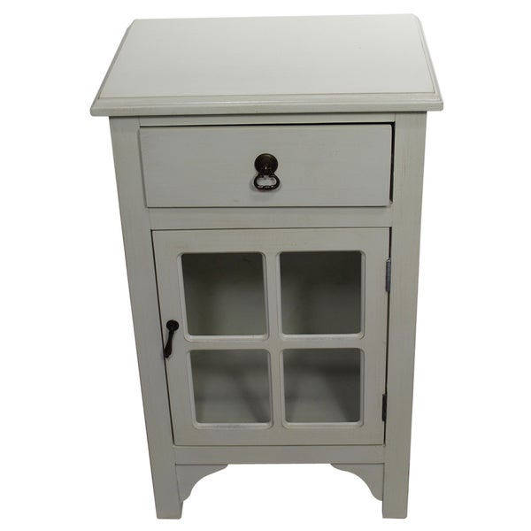 Heather Ann 1-drawer Accent Cabinet