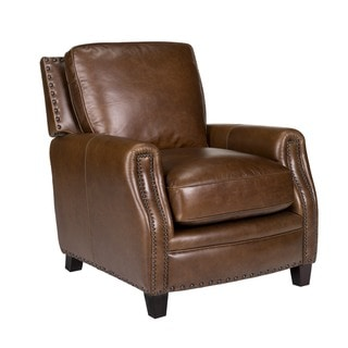 Bradford II Coventry Brown Leather Chair