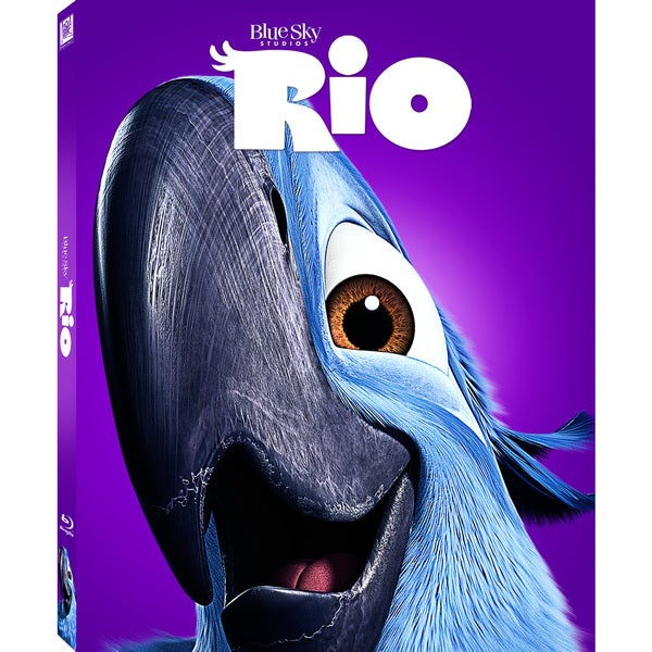 Rio (Blu-ray/DVD) 15164956