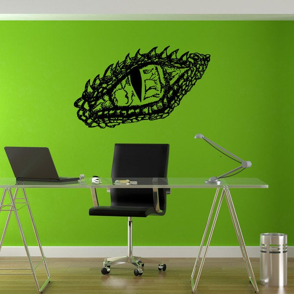 The Eye Of the Dragon Sticker Vinyl Wall Art
