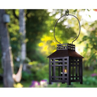 Order Home Collection Tealight Lantern - Lattice