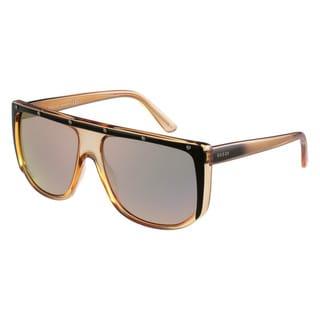 Gucci Women's 3705/S Plastic Rectangular Sunglasses