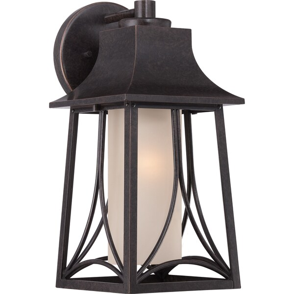 Hunter Imperial Bronze Medium Wall Lantern