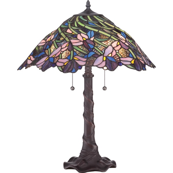 Tiffany Queens Meadow Table Lamp