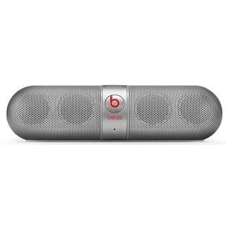 Beats by Dre Pill 2.0 Silver Portable Bluetooth Wireless Speaker