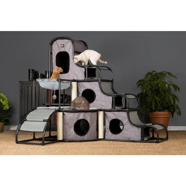 Prevue Pet Products Catville Tower (As Is Item)