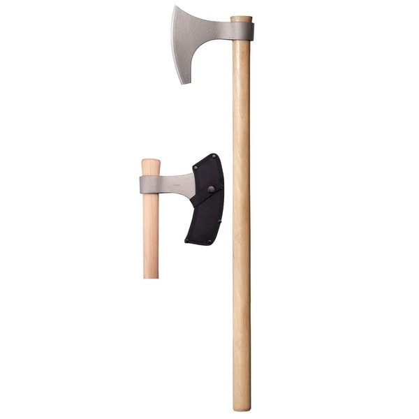 Cold Steel Viking 30-inch Hand Axe with Hickory Handle