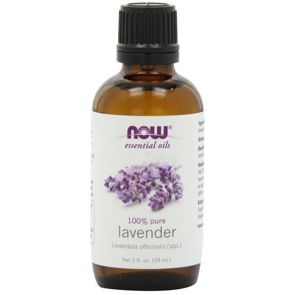 Now Foods Pure Lavender 2-ounce Essential Oil