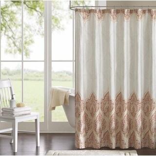 Kaylie Cotton Shower Curtain