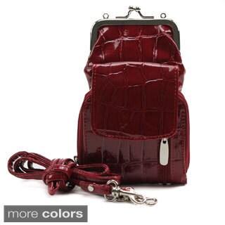 Veronica - All In One Cross body Wallet Handbag