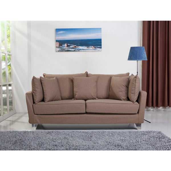 Lexington Cappuccino Sofa