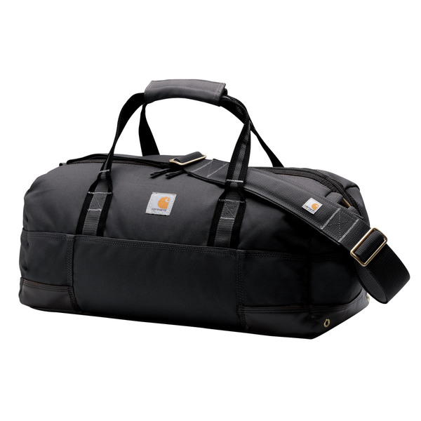 Carhartt Black Legacy 20-inch Gear Bag