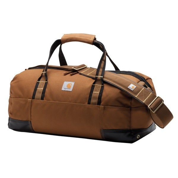 Carhartt Brown Legacy 20-inch Gear Bag