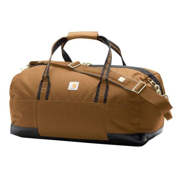 Carharrt Brown Legacy 23-inch Gear Bag