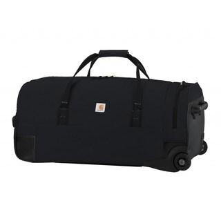 Carhartt Black Legacy 30-inch Wheeled Gear Duffel Bag