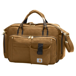 Carhartt Brown Legacy Messenger Brief
