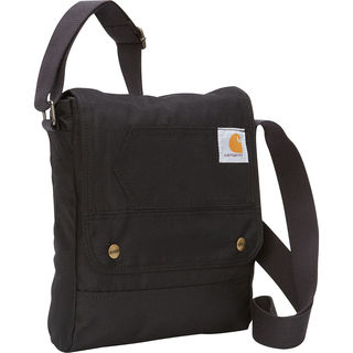 Carhartt Black Legacy Womens Cross Body Carry All Messenger