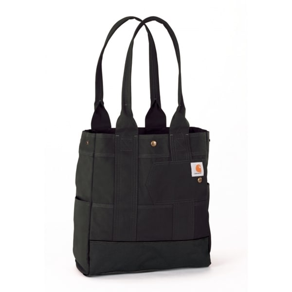 Carhartt Black Legacy Womens North South Tote