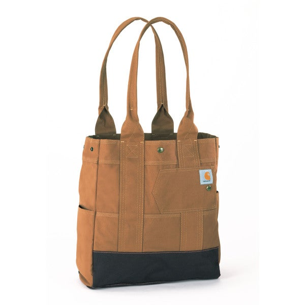 Carhartt Brown Legacy Womens North South Tote