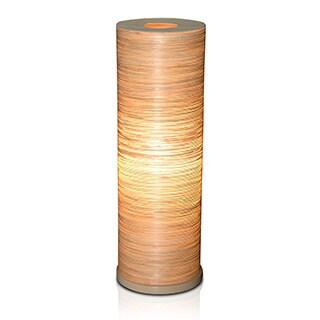 Decorative Berkeley Tan Stripped Transitional Table Lamp