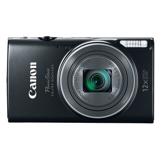 Canon Powershot 350 Silver Digital Camera