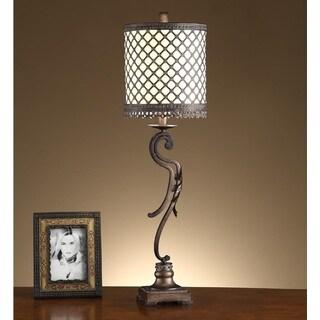 Paris 33-inch Table Lamps (Set of 2)