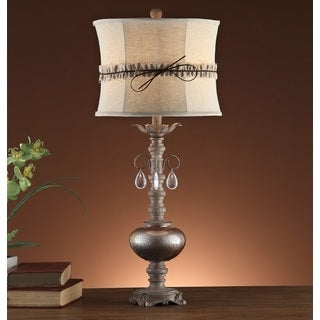 Victoria 31-inch Table Lamps (Set of 2)
