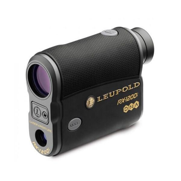 Leupold RX-1200i 119359 with DNA Laser Black Rangefinder