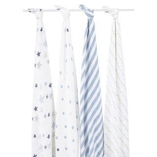aden + anais Rock Star Swaddle (Pack of 4)