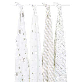 aden + anais Shine On Swaddle (Pack of 4)