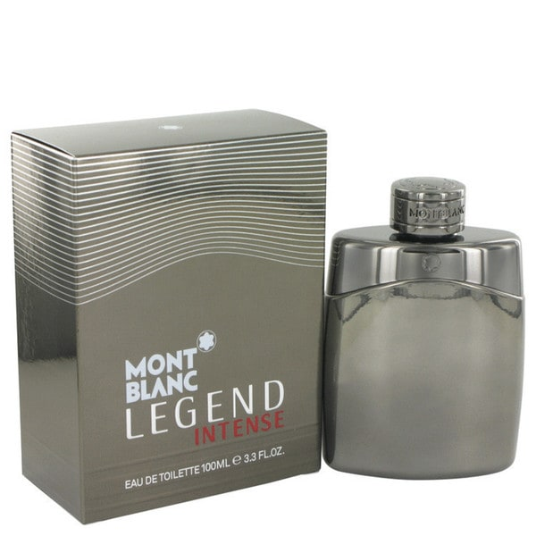 Mont Blanc Legend Intense 3.4-ounce Eau de Toilette