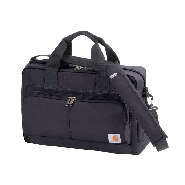 Carhartt Black D89 Messenger Brief