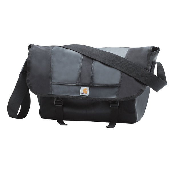 Carhartt Black Elements Messenger Bag