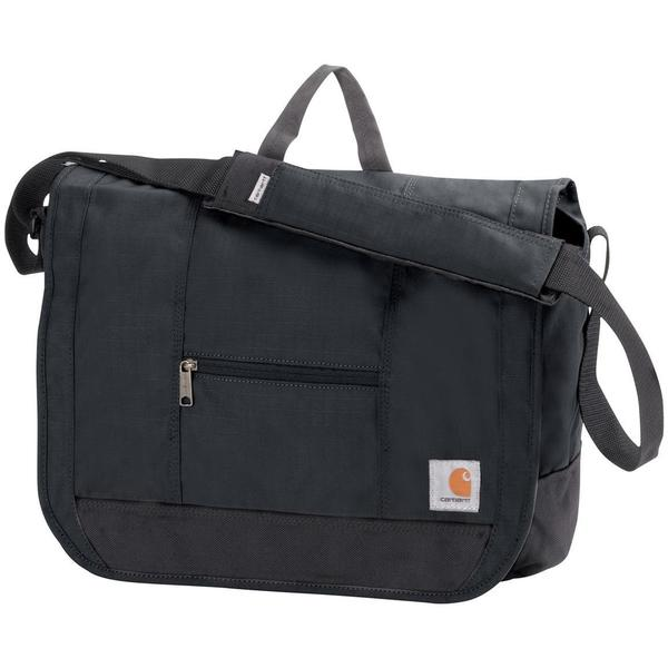 Carhartt Black D89 Messenger Bag