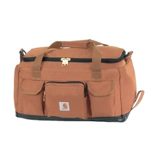 Carhartt Brown Legacy 18-inch Utility Bag
