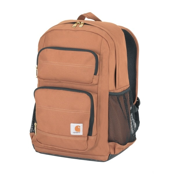 Carhartt Brown Legacy Standard Work Pack Backpack