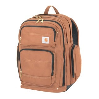 Cahartt Brown Legacy Deluxe Work Pack Backpack