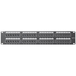 Comprehensive 48 Port Cat6 Patch Panel