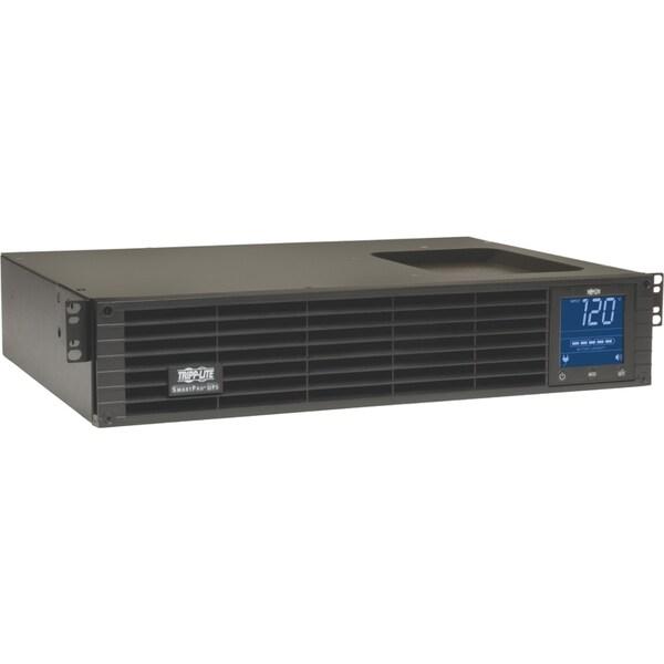 Tripp Lite 1000VA 700W UPS Smart LCD SMC1000 2U RM Pure Sine Wave AVR