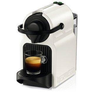 Nespresso White Inissia Espresso Maker