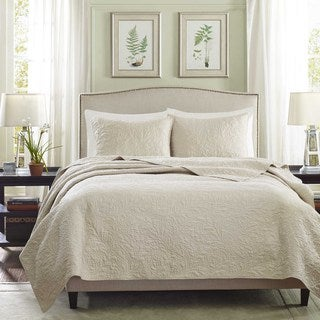 Madison Park Clinton 3-Piece Coverlet Set