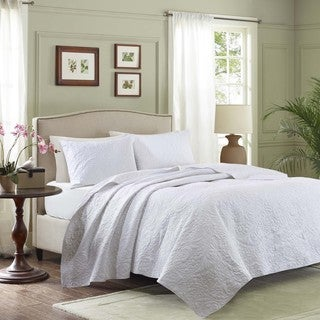 Madison Park Sutter 3-Piece Coverlet Set