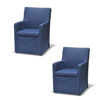 Upton Home Riviera Outdoor Easy Chairs 2pc Set