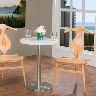 Set of 2 Granard Contemporary Wood Dining Chair-Natural
