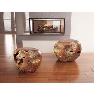 Fossil Table Stool