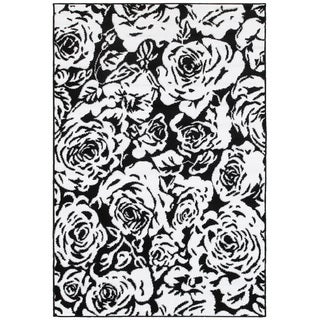 Grace Black Area Rug (7'6 X 9'6)