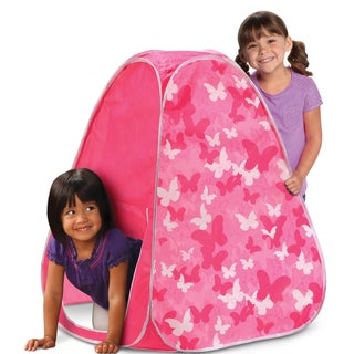 Discovery Kids Butterfly Dreams Pop-Up Play Tent